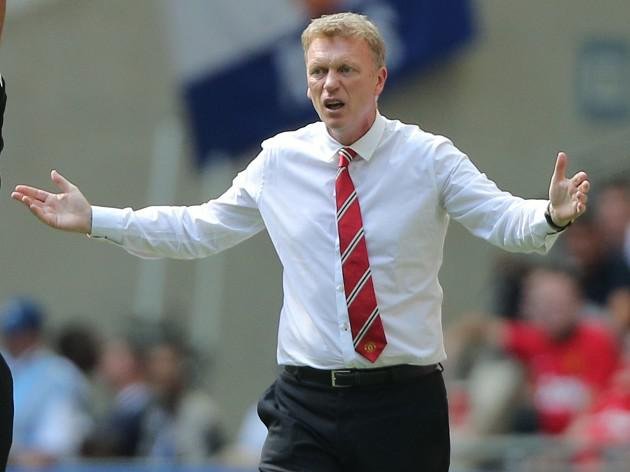 Manchester United boss David Moyes must accept tough start