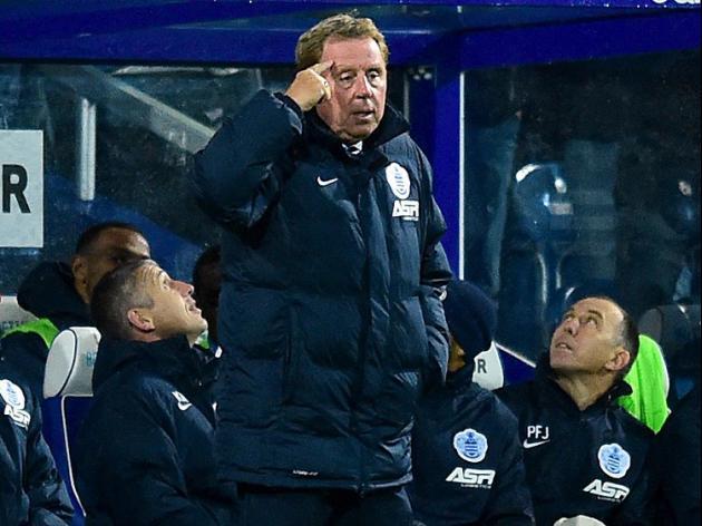 Redknapp praises Pardew