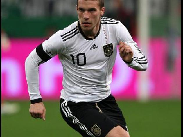 Cologne appeal Podolski red card