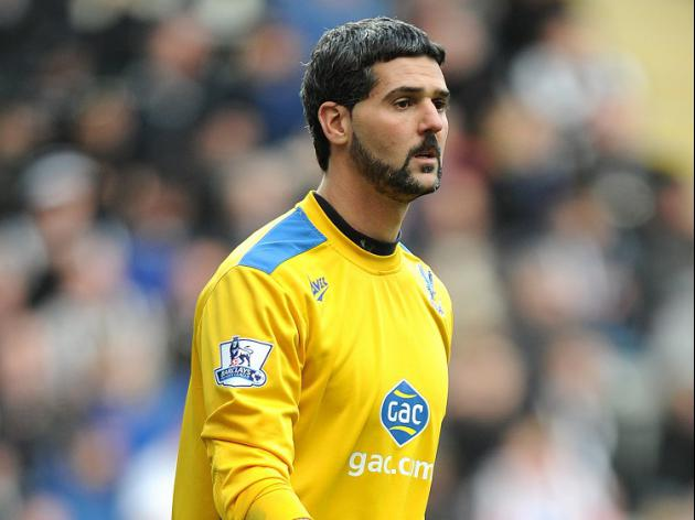 Speroni unsure over Palace future