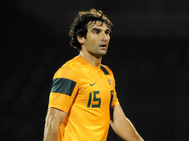 Australias Jedinak confident of World Cup fitness