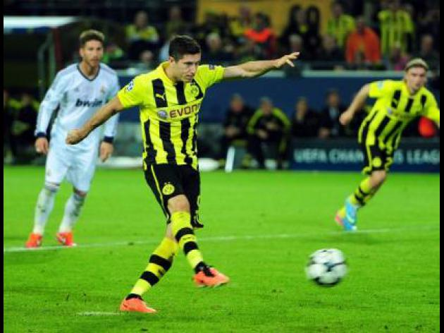 Borussia Dortmund: Champions League factfile