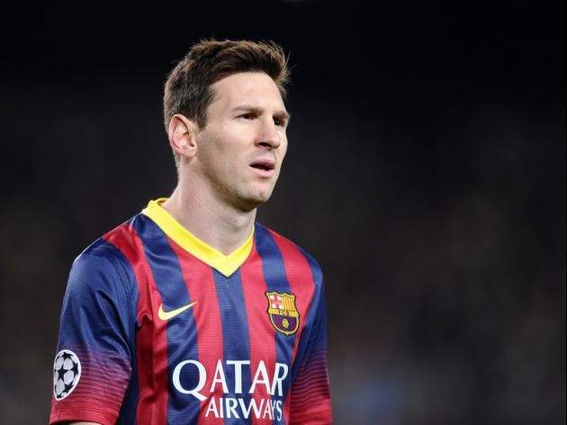 Manchester United to Make Swoop for Messi