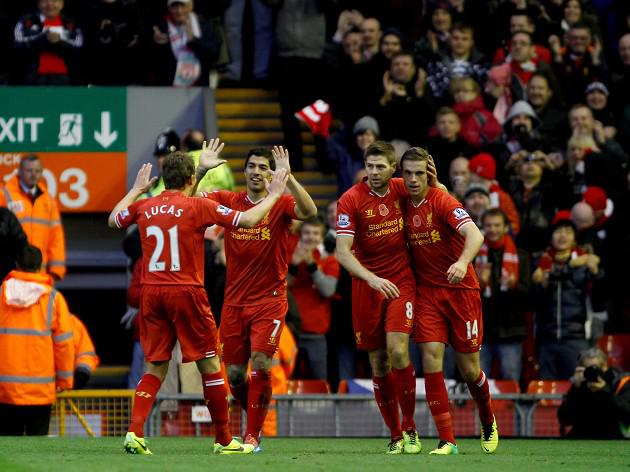 Enrique: Gerrard a quality player