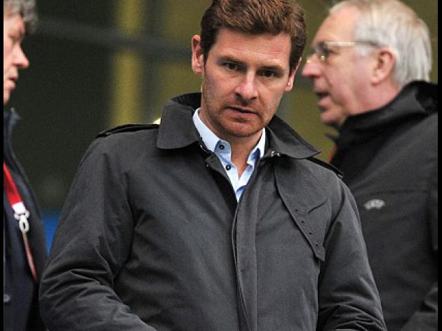 Villas-Boas to take Spurs forward
