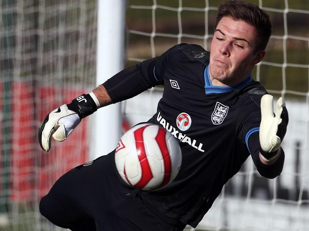 Butland aiming for Brazil