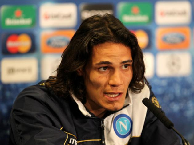 Cavani would love to work with Jose Mourinho or Manuel Pellegrini