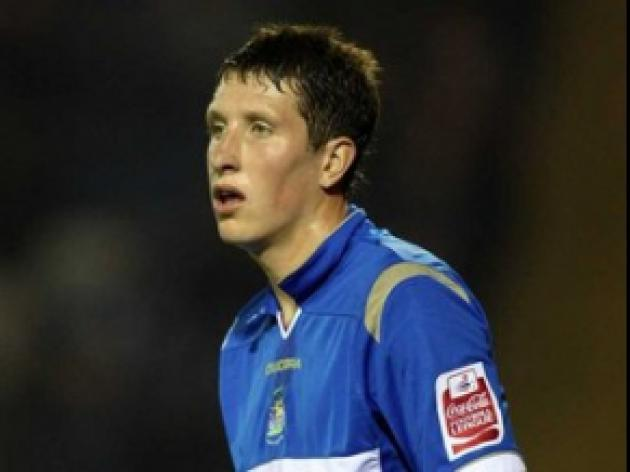 Seagulls defender suffers setback