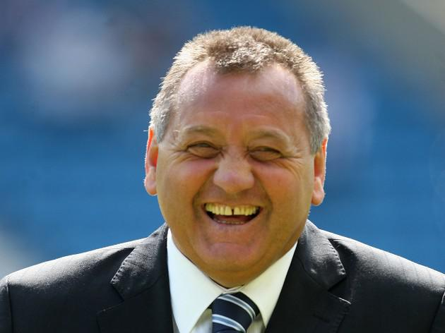 Jimmy Calderwood tipped to replace Barry Smith
