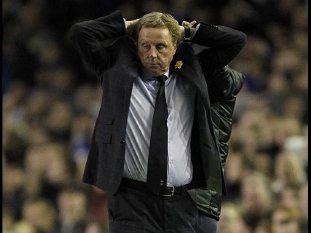 Redknapp misery after defeat