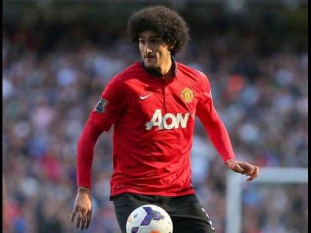 Fellaini return close
