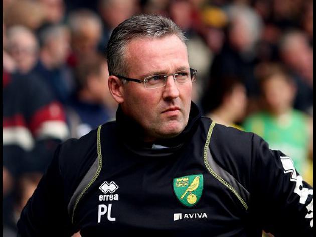 Lambert loving life at Norwich