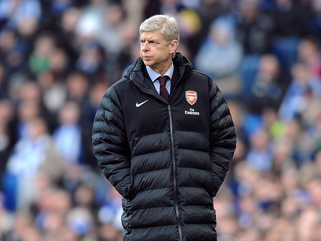 Arsenal boss Arsene Wenger 'concerned' at lack of maturity in his side
