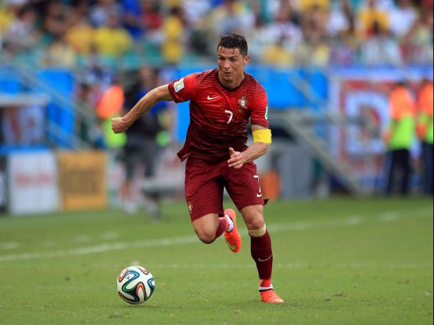 Ronaldo 'fighting' for Portugal