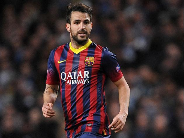 Fabregas chooses Blues