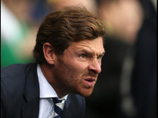 Villas-Boas denies over-confidence