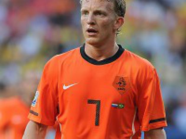 Kuyt sure of World Cup victory