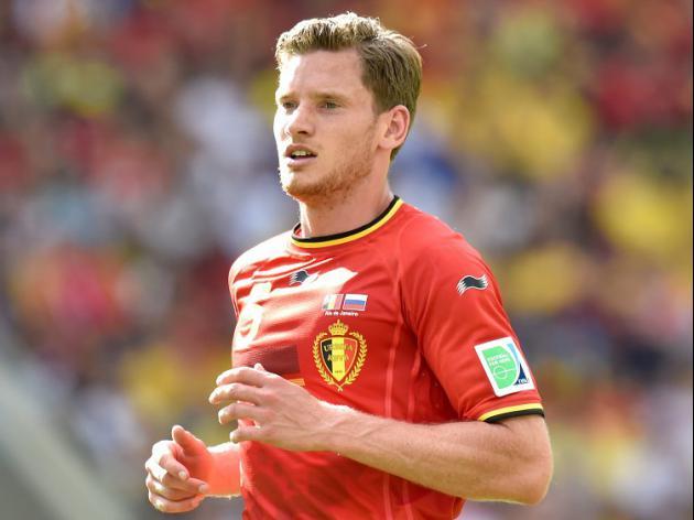 Vertonghen gives Belgium victory