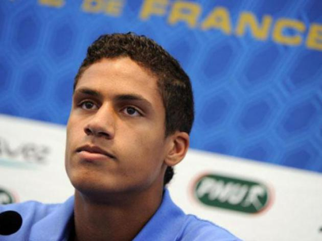 Varane doubtful for France play-off
