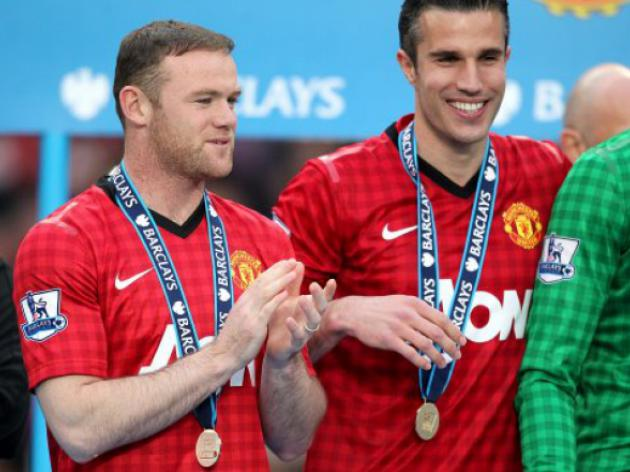 Where will Manchester United's Wayne Rooney be next season?
