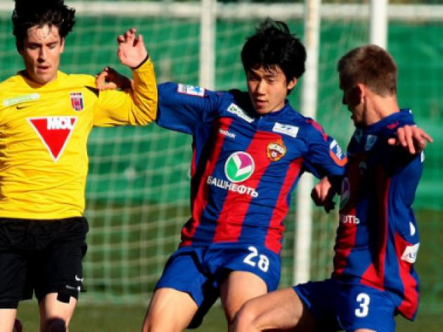 CSKA sign South Korean midfielder Kim In Sung