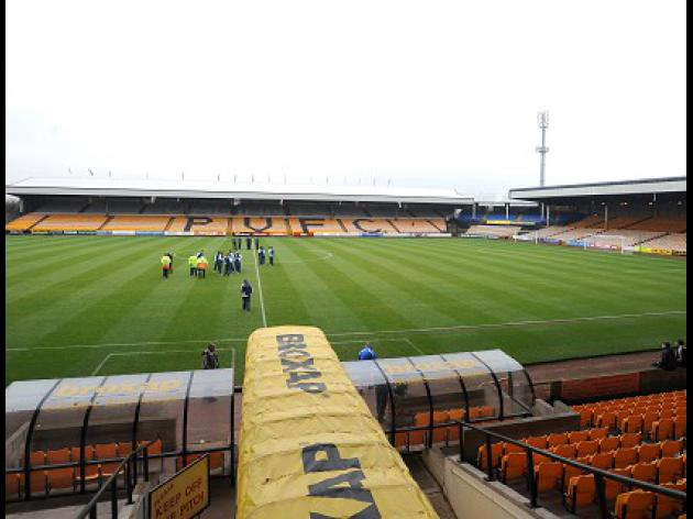 Port Vale in administration