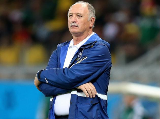 Scolari takes over at Gremio