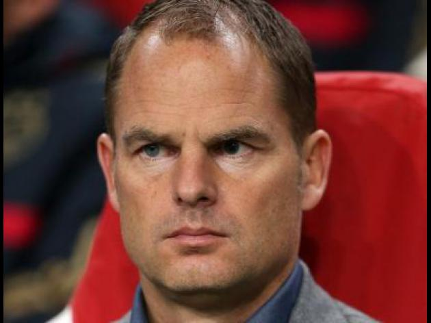 De Boer 'focused on Ajax'
