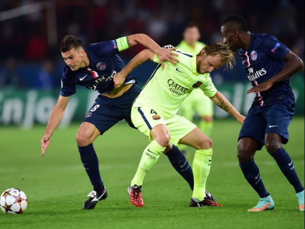 PSG travel to Barca with top spot at stake