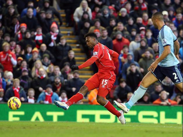 Sturridge puts faith in team-mates