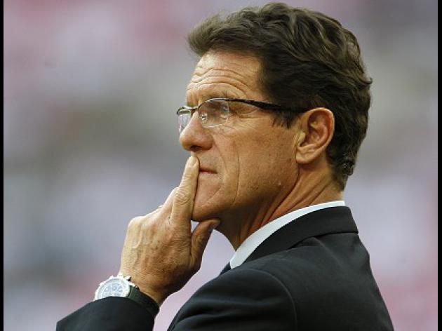 Capello - I didn't tell Beckham