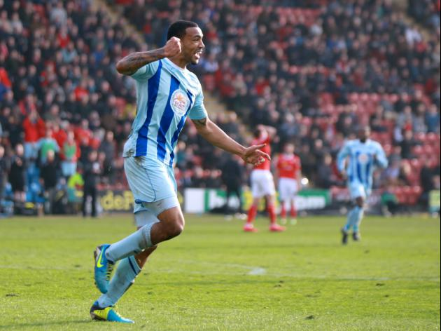 League One FTBpro PFA Fan Player Of The Year Contender: Callum Wilson - Coventry City