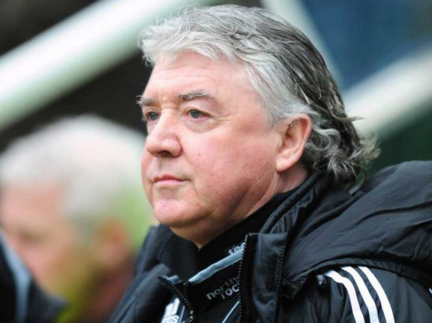 Newcastle United decide to steady the ship by appointing Joe Kinnear as director of football