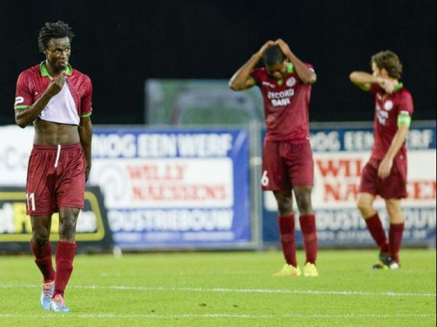 Euro League Qualifiers: Zulte-Waregem put through the wringer by Belarus unknowns