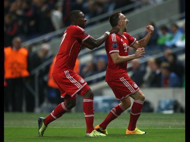 Bayern need 'angry' Ribery, says Guardiola