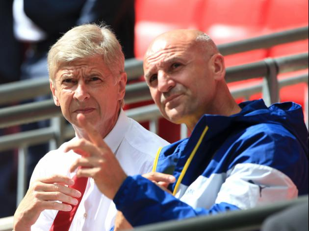 Arsenal out to profit from luck of draw against Besiktas
