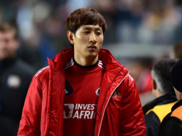 Dortmund target Sunderland midfielder Ji