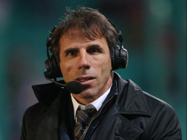 Zola named Cagliari boss
