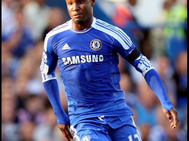 Mikel boost for Blues