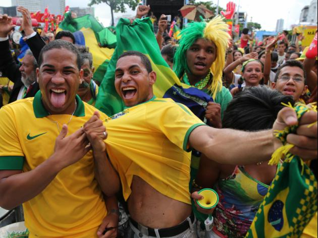 Brazil 2014 - Is This The Best World Cup Ever?