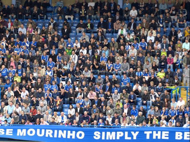 Atmosphere concern for fans