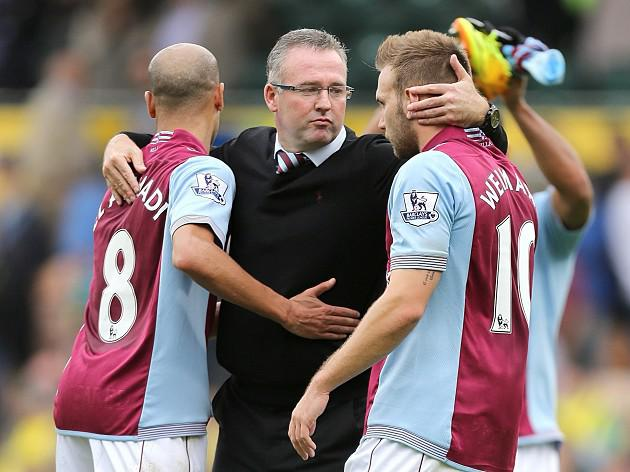 Lambert hails battling side