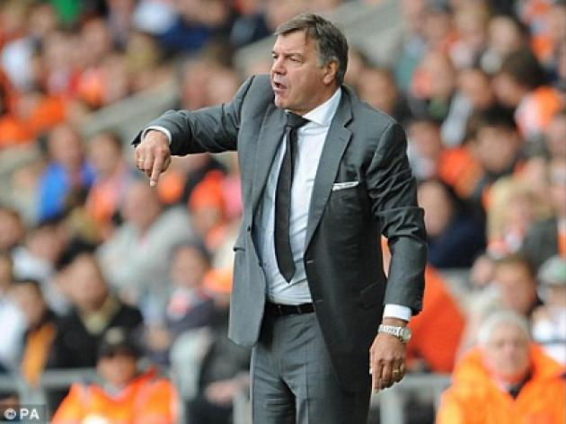 Martin Allen backs Sam Allardyce appointment