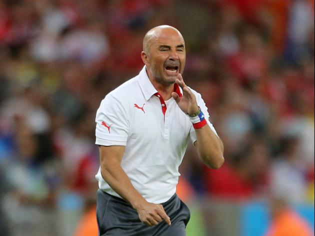 Sampaoli upbeat despite defeat