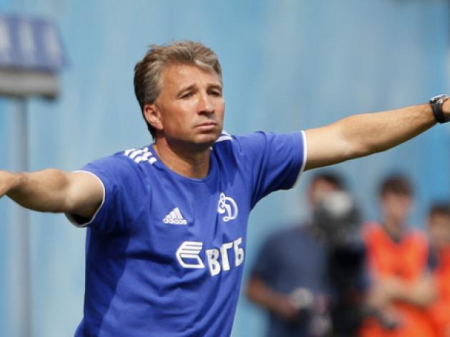 Im set to stay in Dynamo: Petrescu