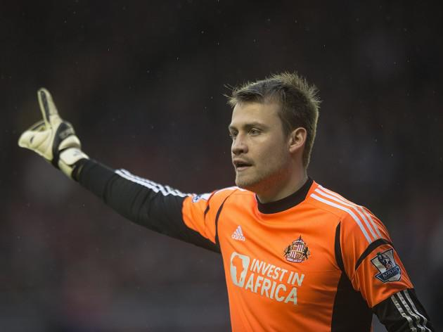Mignolet relishing Reds challenge