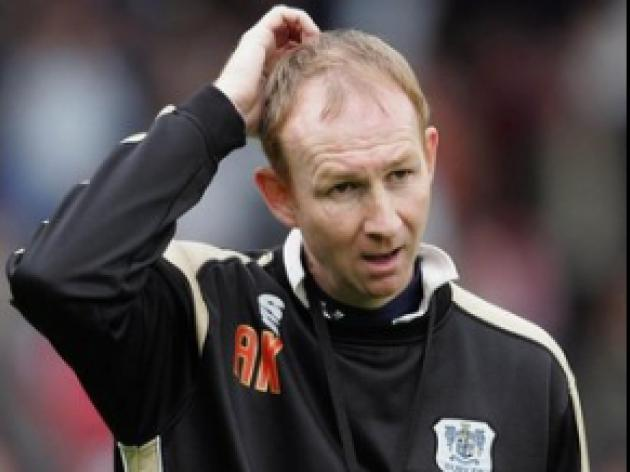 Knill bemoans luckless Shakers