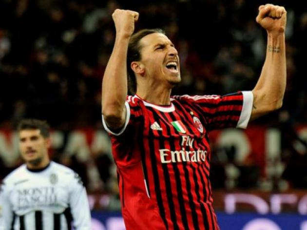 Milan enter crucial period without Ibrahimovic