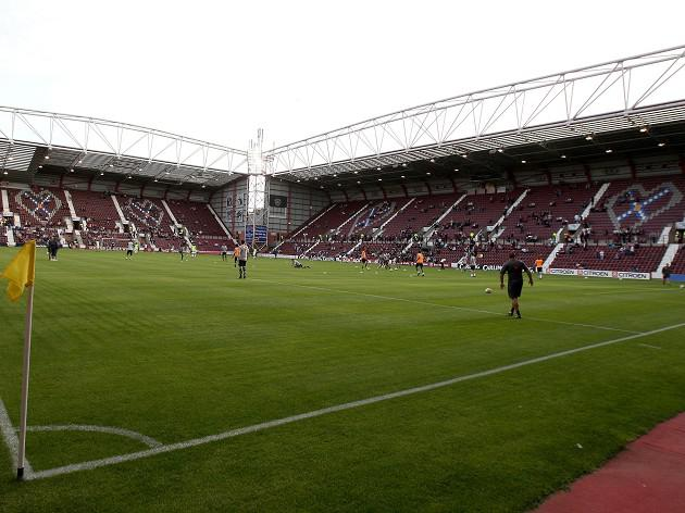 Dire warning issued to Hearts