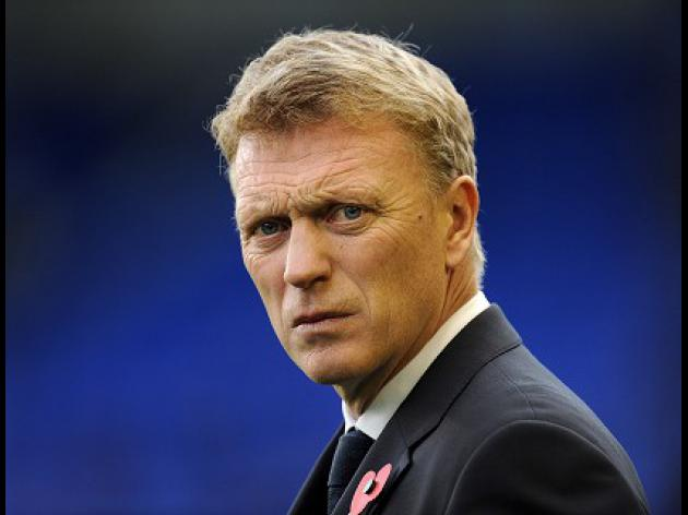 Moyes in no rush to sign a new deal at Everton